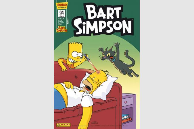 Bart Simpson Comic Nr. 94