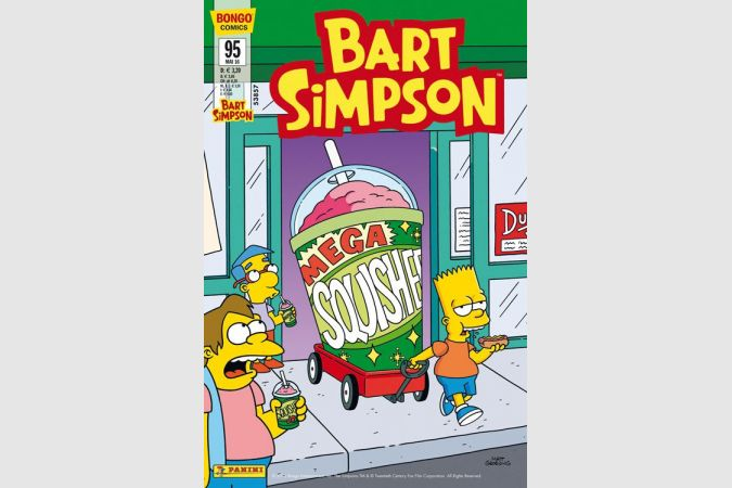 Bart Simpson Comic Nr. 95