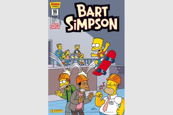 Bart Simpson Comic Nr. 98