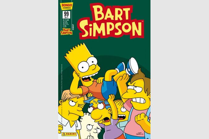 Bart Simpson Comic Nr. 99