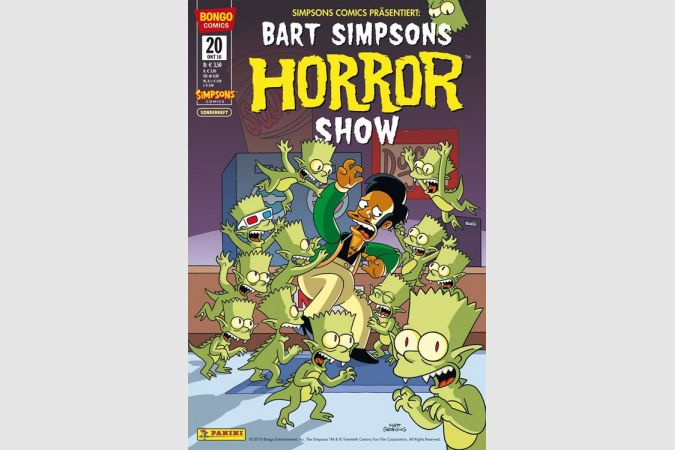 Bart Simpsons Horrorshow Nr. 20