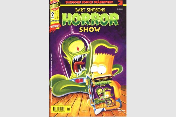 Bart Simpsons Horrorshow Nr. 2