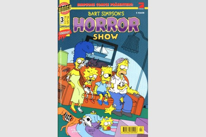 Bart Simpsons Horrorshow Nr. 3