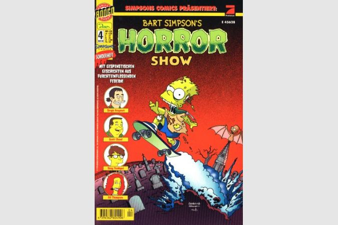 Bart Simpsons Horrorshow Nr. 4
