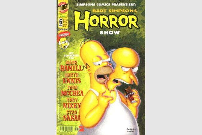 Bart Simpsons Horrorshow Nr. 6