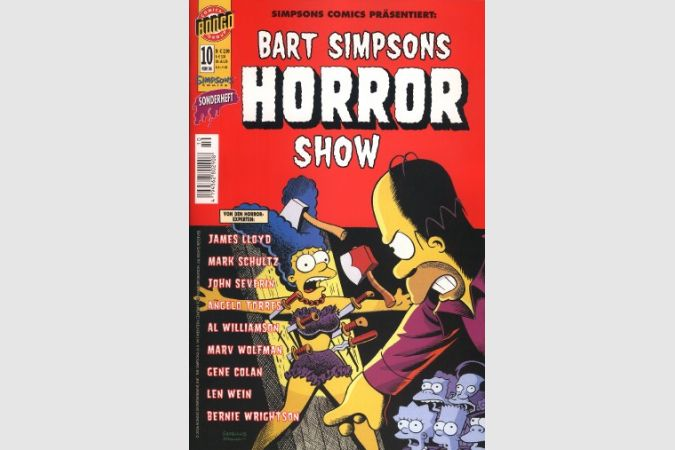 Bart Simpsons Horrorshow Nr. 10