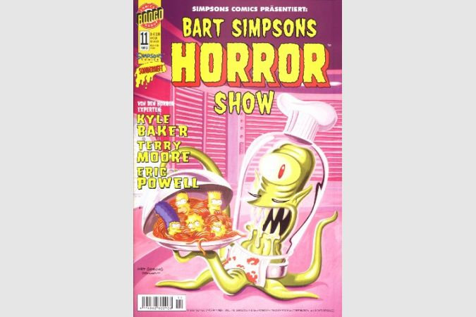 Bart Simpsons Horrorshow Nr. 11