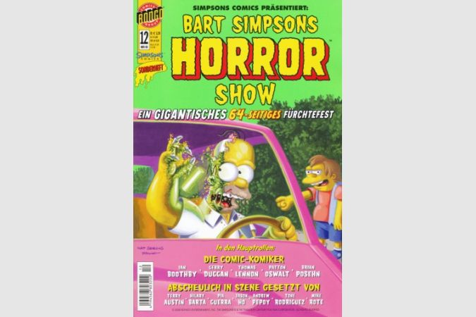 Bart Simpsons Horrorshow Nr. 12