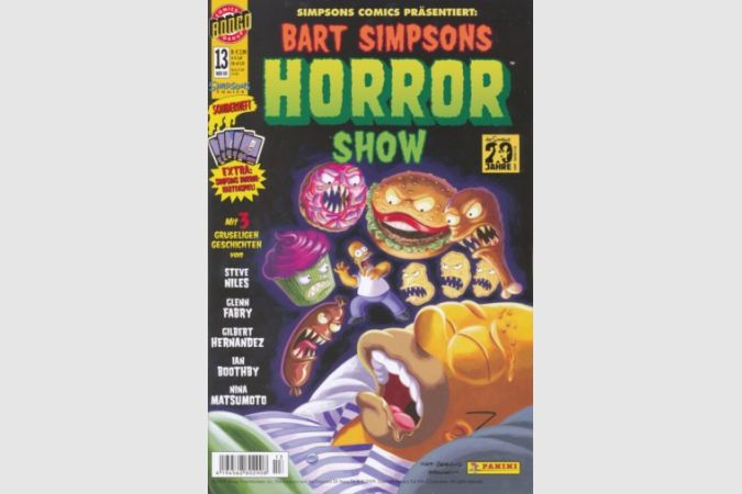 Bart Simpsons Horrorshow Nr. 13