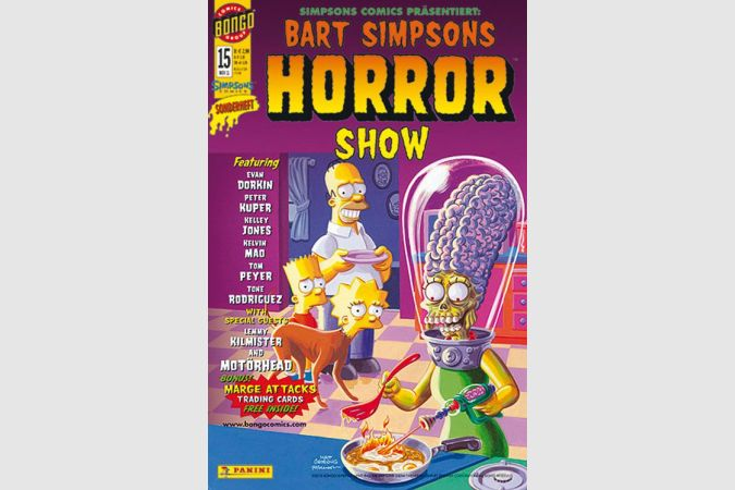 Bart Simpsons Horrorshow Nr. 15