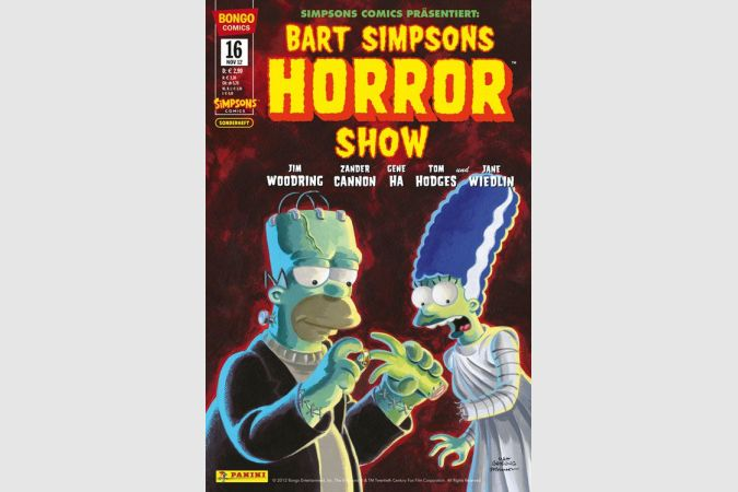 Bart Simpsons Horrorshow Nr. 16