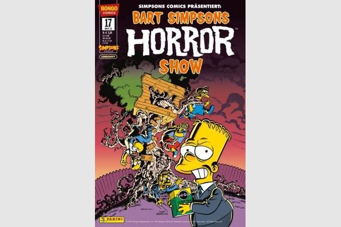 Bart Simpsons Horrorshow Nr. 17