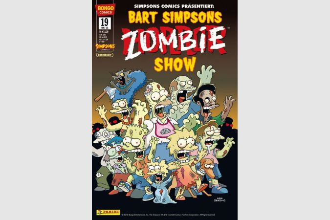 Bart Simpsons Horrorshow Nr. 19