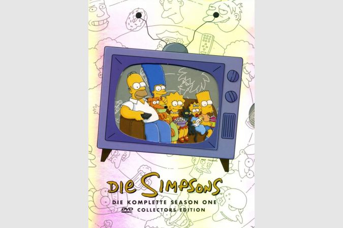 Simpsons Staffel 1 Collection