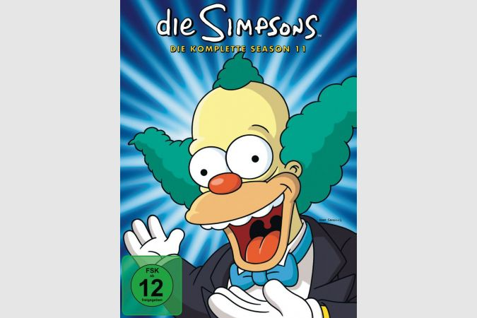 Simpsons Staffel 11 Collection