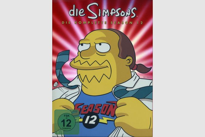 Simpsons Staffel 12 Collection