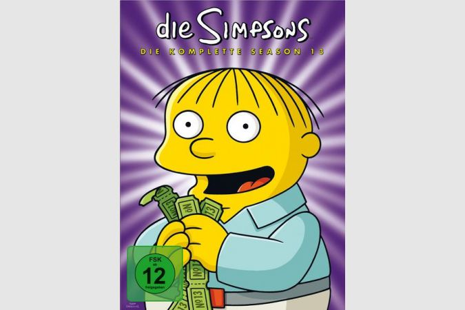 Simpsons Staffel 13 Collection