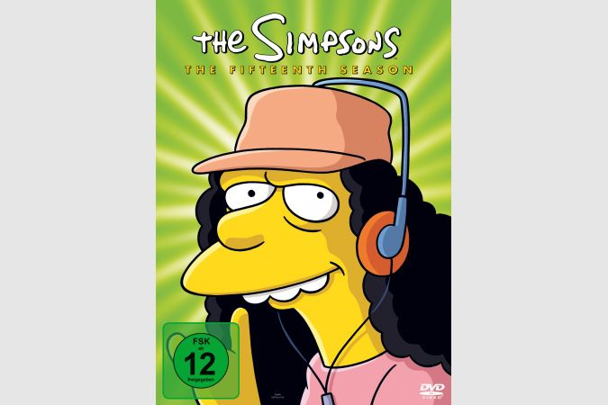 Simpsons Staffel 15 Collection