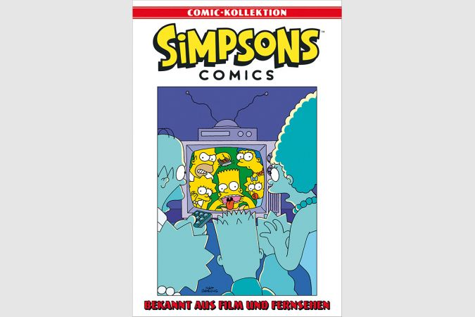 Die Simpsons - Simpsons Comic-Kollektion Nr. 62