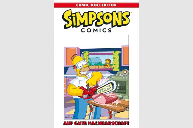 Die Simpsons - Simpsons Comic-Kollektion Nr. 63