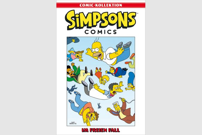 Die Simpsons - Simpsons Comic-Kollektion Nr. 66