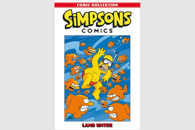 Die Simpsons - Simpsons Comic-Kollektion Nr. 68