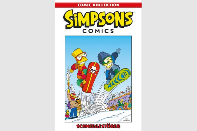 Die Simpsons - Simpsons Comic-Kollektion Nr. 72