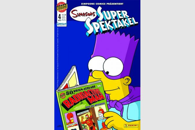 Simpsons Super Spektakel - Nr. 4
