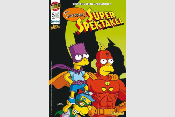 Simpsons Super Spektakel - Nr. 5