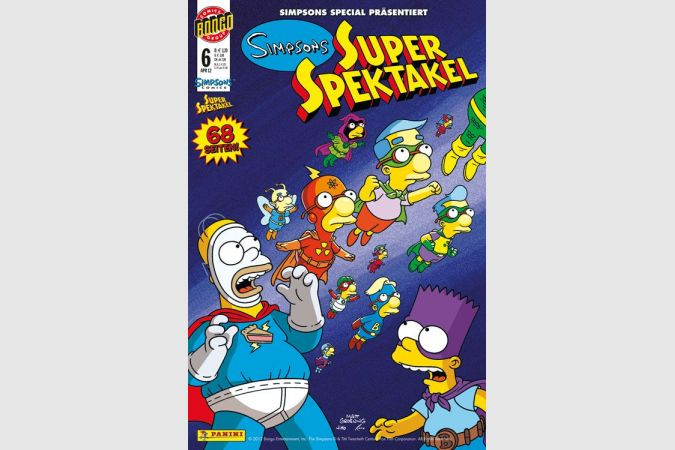 Simpsons Super Spektakel - Nr. 6